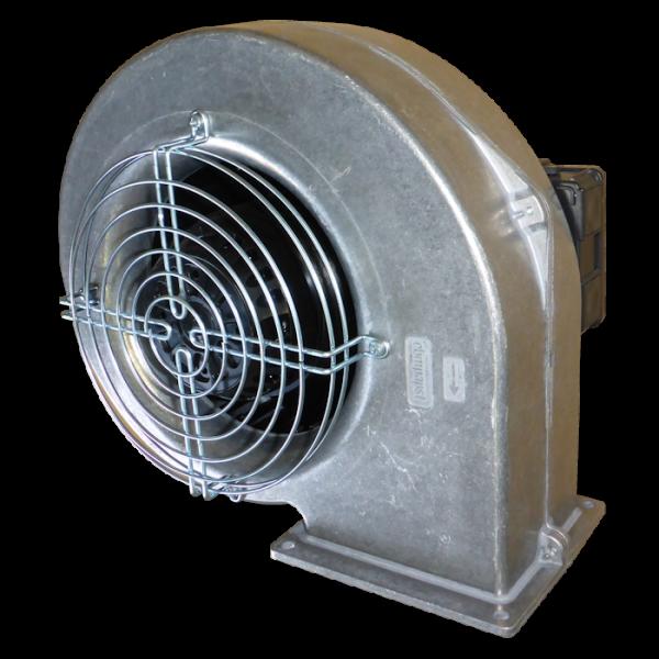 G2E 180 Ventilator arzator peleti 200-300 kw