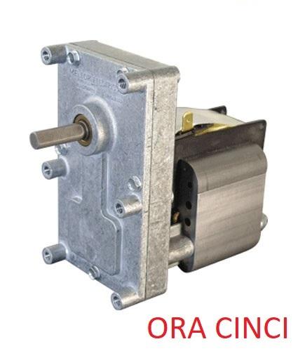 Motoreductor 3 rpm