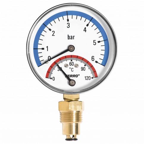termomanometru